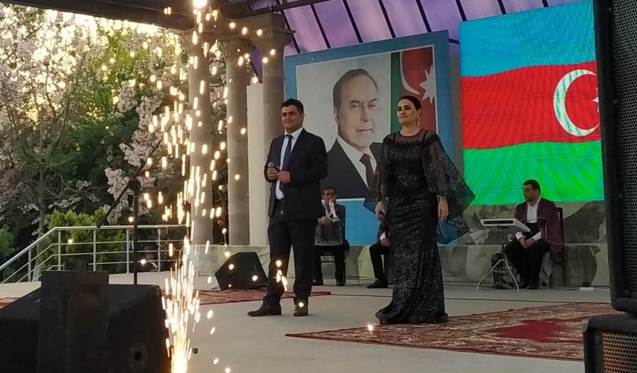 """""""Bölgələrdən Bölgələrə"""" Yaradıcılıq Festivalı Masallıda"""